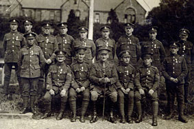 2nd Battalion Soldiers 1919