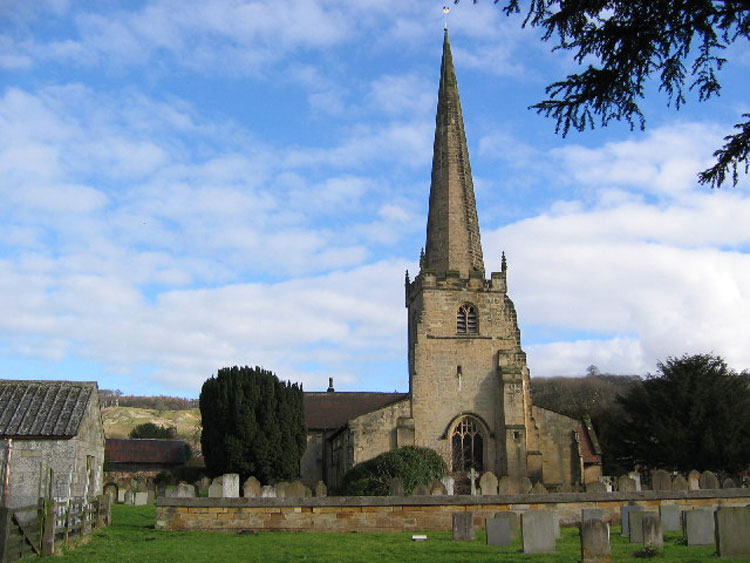 St. Edith's Church, Bishop Wilton