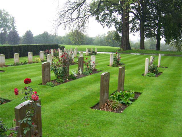 Derby (Nottingham Road) Cemetery