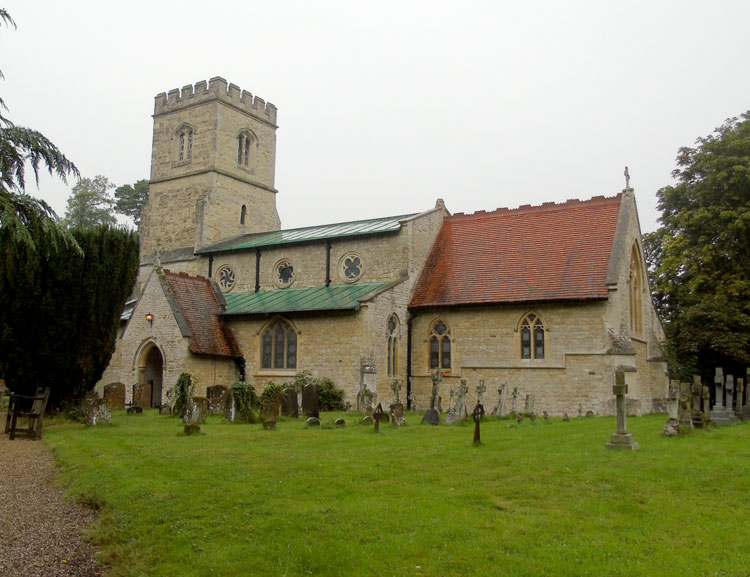 St. Mary's Church, Addington (Bucks)