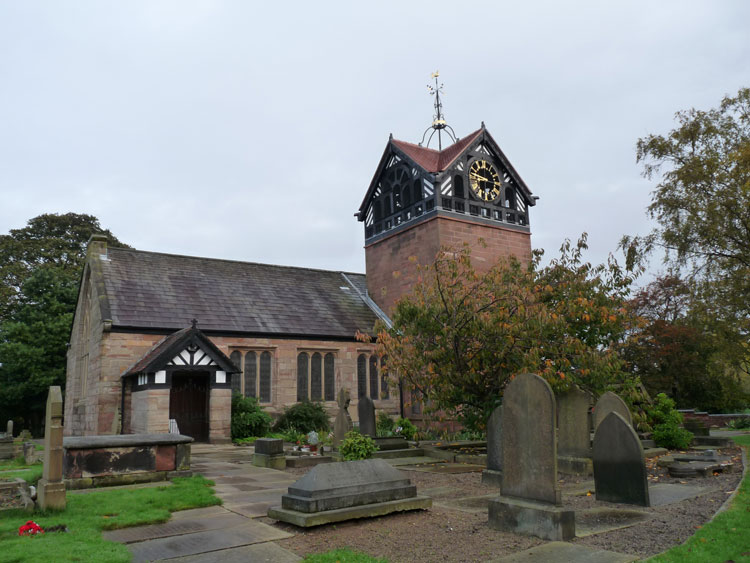 The Church of St. Martin, Ashton-upon-Mersey