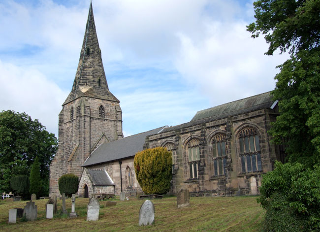 St. Andrew's Church, Bebington - Cheshire