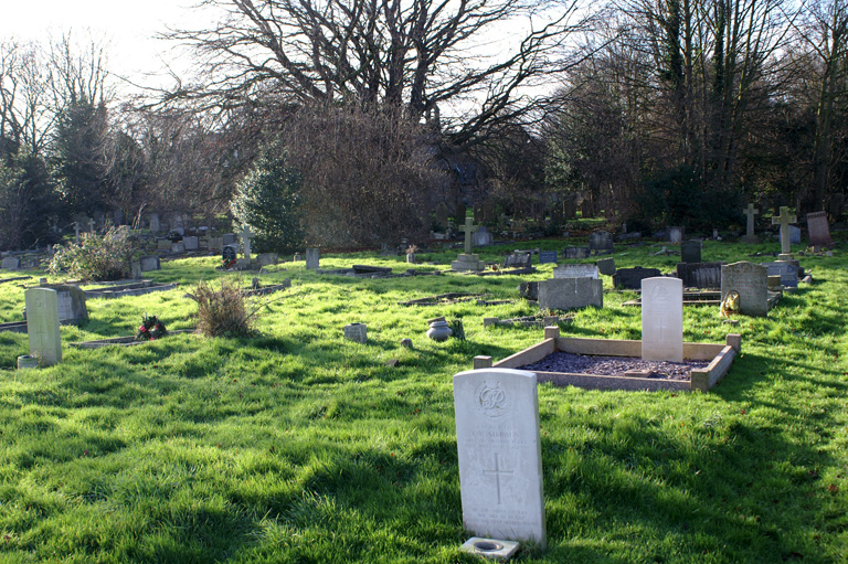 Beverley (St. Mary) Church Cemetery