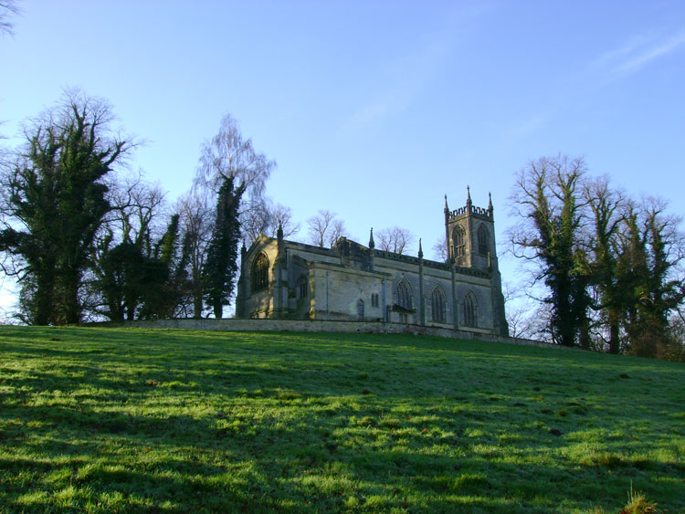 St. Mary's Church, Birsdall