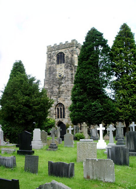 The Parish Church of Broughton St John the Baptist