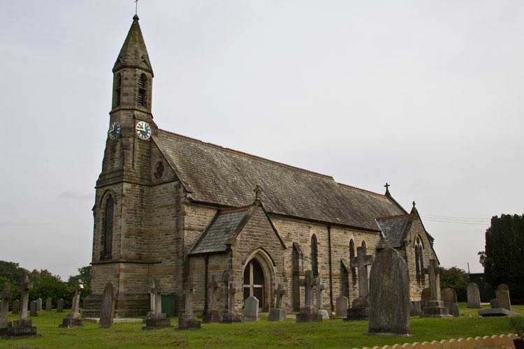 St. John's Church, Dalton