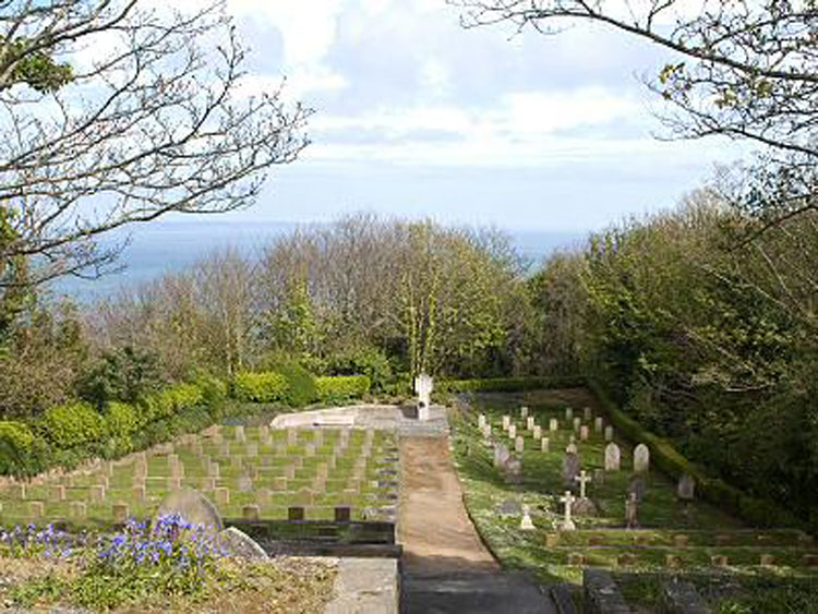 Fort George Cemetery, Guernsey