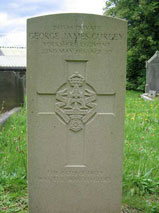 Private George James Curley