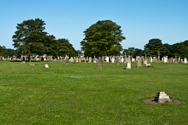 A General View of Hartlepool (North Road) Cemetery, - 2