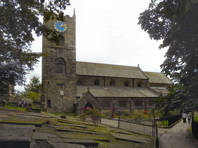St. Michael's Church, Haworth