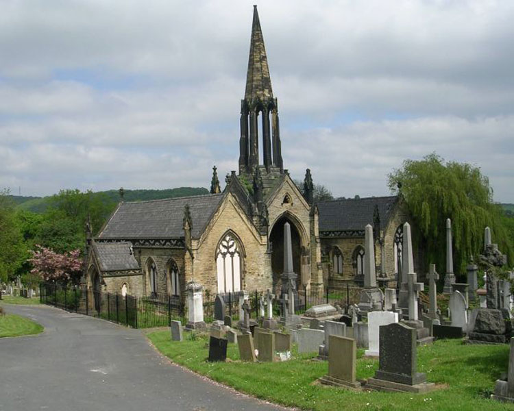 Huddersfield (Edgerton) Cemetery and Chapel