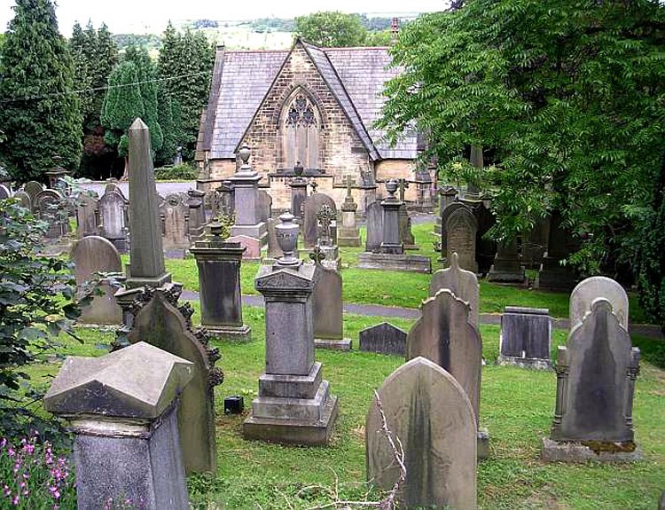Keighley (Utley) Cemetery and Chapel