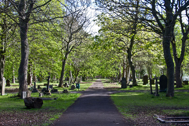 Middlesbrough (linthorpe) Cemetery - 2