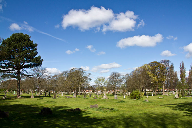 Middlesbrough (linthorpe) Cemetery - 4