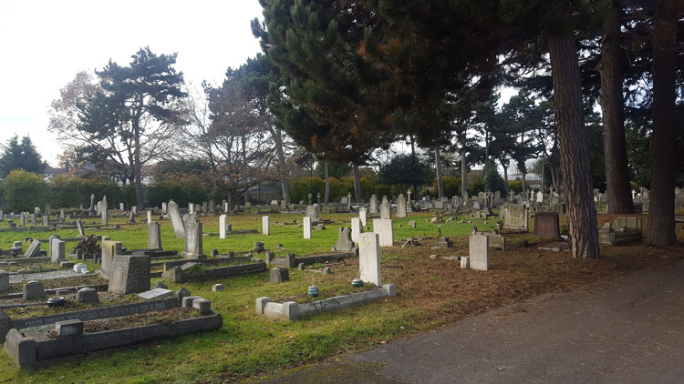 New Brentford Cemetery