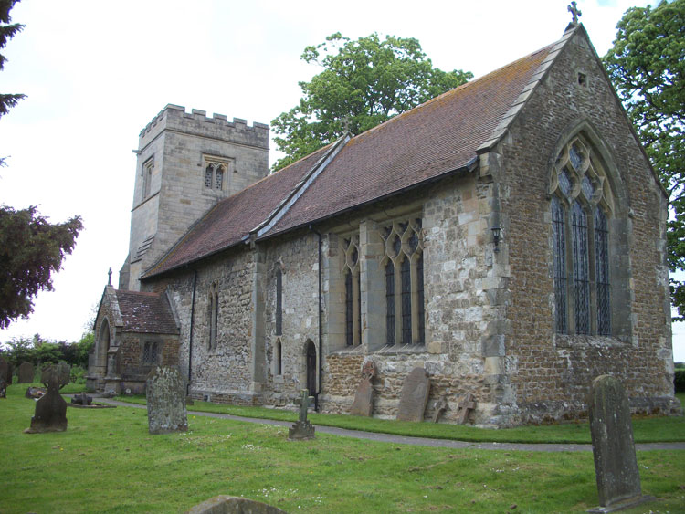 St. James' Church, Nunburnholme