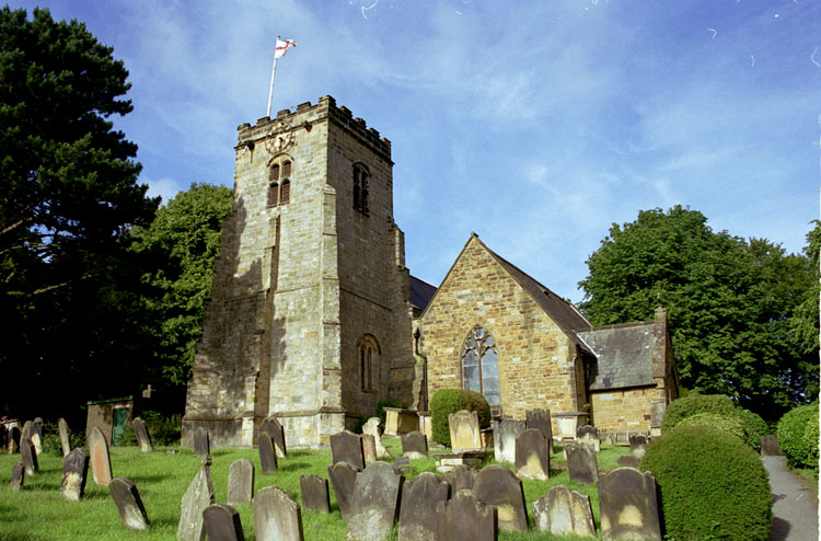St. Laurence Church, Scalby