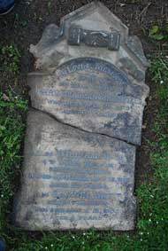 Greenfield Family Headstone