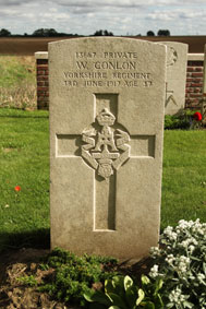 Private William Conlon. 13667