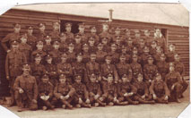 7th (Service) Battalion the Yorkshire Regiment. 12 Platoon, C Coy.