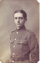 Private William Underwood. 18115. 5th Battalion the Yorkshire Regiment. Killed 15 July 1917.