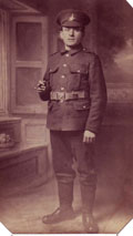 Unidentified Bantam, 13th Battalion Yorkshire Regiment