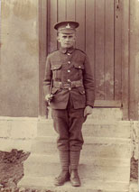 Private John Todd, 204342.Transferred to Labour Corps as 421434, re-transferred to Royal Fusiliers as GS/144167.