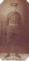 Pte John Chinn, 8346. 5 Platoon 6th Battalion Yorkshire Regt.