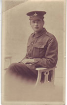 Private Frank Thornton. 2417. 4th Battalion the Yorkshire Regiment. Son of Robert and Eleanor Thornton of Stapleton, Darlington. Killed 10 July 1916. Aged 20.