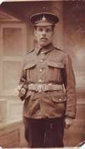 Lance Corporal Robert Bousefield Milburn, 12043. 7th Battalion Yorkshire Regiment. Son of Joseph and Agnes Ann Milburn, of Gordon House, Roseberry Terrace, Grange Town, Yorks. Killed 29 August 1915. Aged 28.