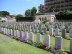 Alexandria (Chatby) Military and War Memorial Cemetery
