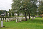 Avesnes-le-Comte Communal Cemetery Extension