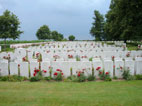Le Cateau Military Cemetery