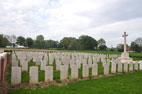 Le Grand Hasard Military Cemetery, Morbeque