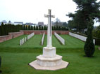 Le Quesnoy Communal Cemetery Extension