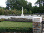 Level Crossing Cemetery, Fampoux