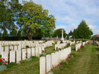 Peronne Communal Cemetery Extension
