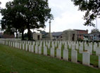 Poperinghe New MIlitary Cemetery