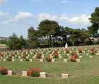 Portianos Military Cemetery