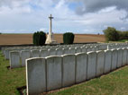Thilloy Road Cemetery, Beaulencourt