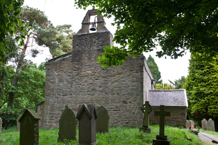 St. Mary's Church, Redmire - the bell tower