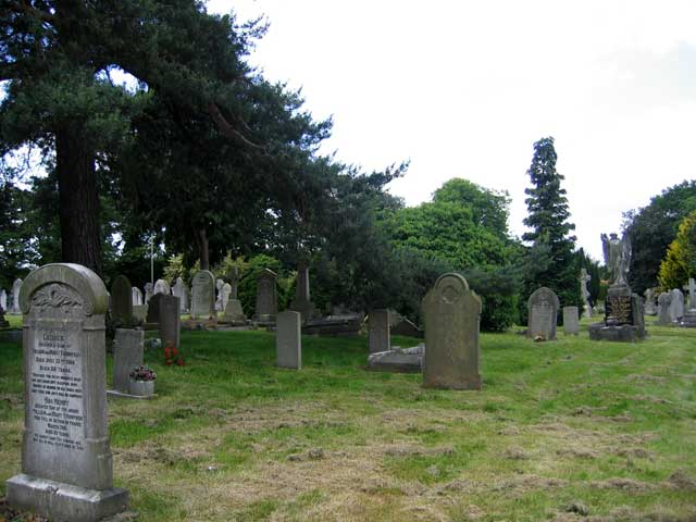 Rugely Cemetery, Staffordshire (#2)