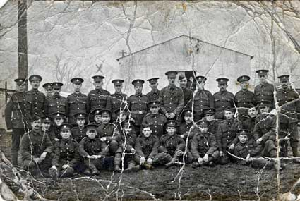 6th Battalion soldiers