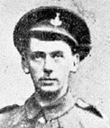 Private James LISTER. 7637.