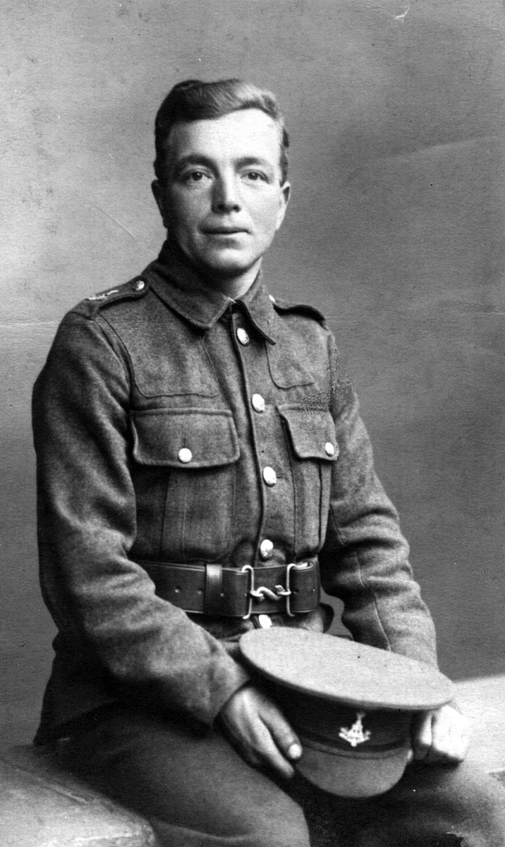 Private John William Wilson, 2370.