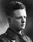 2nd Lieutenant Harold Brearley COATES.