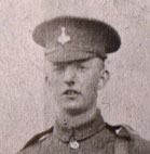 Private Percy GARNER, 202108