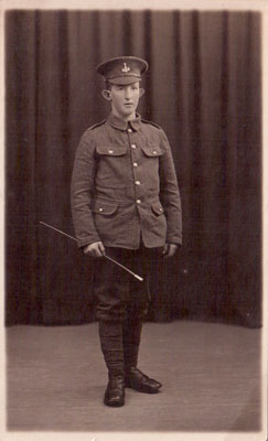 Private Harry Nicholson