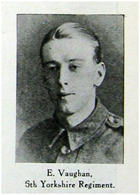 Private Edward VAUGHAN.1230.