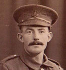 Private Fred NICHOLSON, 148262.